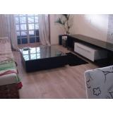 piso vinílico clicado eucafloor Bela Cintra