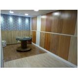 pisos laminados eucafloor colocado Vila Romana