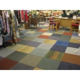 quanto custa carpete em placa 50x50 Vila Lusitania