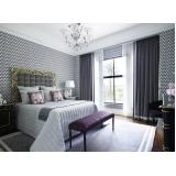 quanto custa cortina de tecido com blackout para quarto Zona Leste