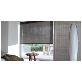 quanto custa cortina rolo hunter douglas Parque Colonial