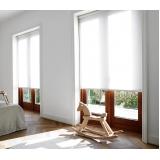 quanto custa cortina rolo sob medida Vila Romana