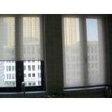 quanto custa cortina rolo varanda Cidade Dutra