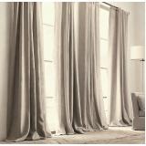 quanto custa lavagem de cortinas de linho Santana