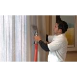 quanto custa lavagem de cortinas rolo Jardins