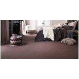 quanto custa piso carpete têxtil Vila Romana