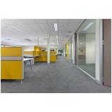 quero comprar carpete para escritório Jardim América