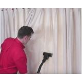 serviço de lavagem cortina blecaute Tremembé