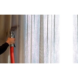 serviço de lavagem de cortina ABCD