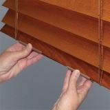 serviço de manutenção de persianas de madeira Jardins