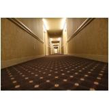 venda de carpete para hotéis orçar Perdizes