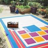 venda de carpete para área externa