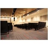 venda de carpete para auditório