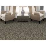 venda de carpete para hotéis
