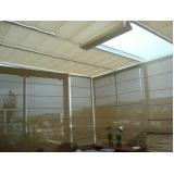 venda de persiana romana de teto Consolação